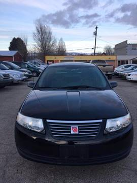 2005 Saturn Ion for sale at RABI AUTO SALES LLC in Garden City ID