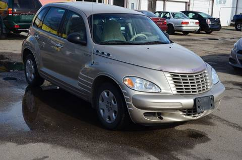 2005 Chrysler PT Cruiser for sale at RABI AUTO SALES LLC in Garden City ID
