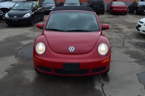 2008 Volkswagen New Beetle for sale at RABI AUTO SALES LLC in Garden City ID