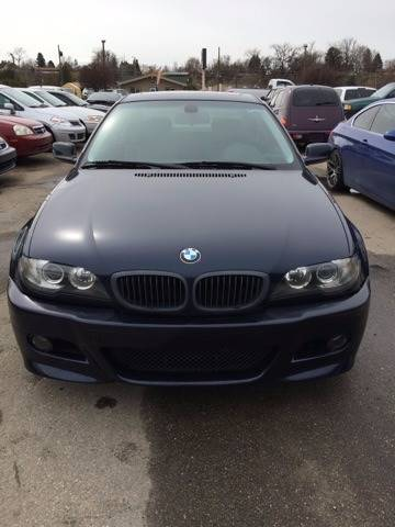 2004 BMW 3 Series for sale at RABI AUTO SALES LLC in Garden City ID