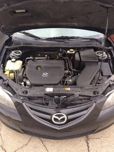 2008 Mazda Mazda3 s Sport 4dr Sedan 5A In Garden City ID RABI