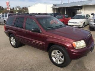 1999 Jeep Grand Cherokee for sale at RABI AUTO SALES LLC in Garden City ID