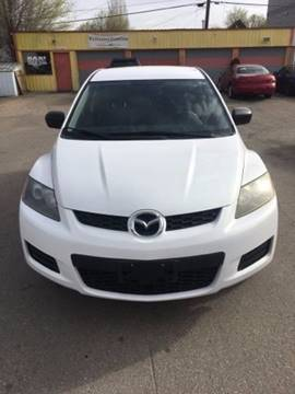 2007 Mazda CX-7 for sale at RABI AUTO SALES LLC in Garden City ID