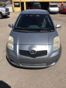 2007 Toyota Yaris for sale at RABI AUTO SALES LLC in Garden City ID