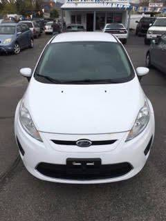 2012 Ford Fiesta for sale at RABI AUTO SALES LLC in Garden City ID