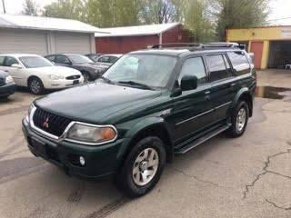 2000 Mitsubishi Montero Sport For Sale At RABI AUTO SALES LLC In Garden  City ID