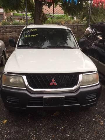 2001 Mitsubishi Montero Sport for sale in Bronx, NY