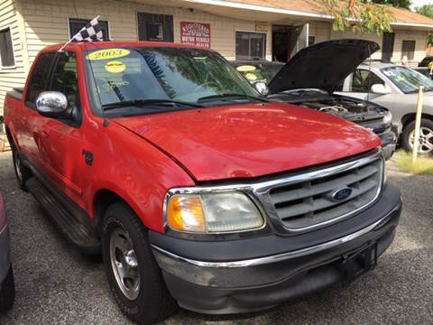 2002 Ford F-150 for sale in Bronx, NY