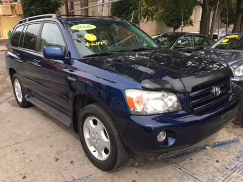 2006 Toyota Highlander for sale in Bronx, NY