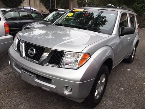 2007 Nissan Pathfinder for sale in Bronx, NY