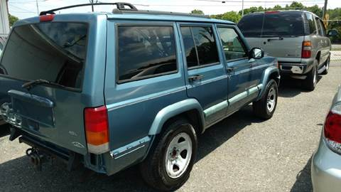 1999 Jeep Cherokee for sale in Gastonia, NC