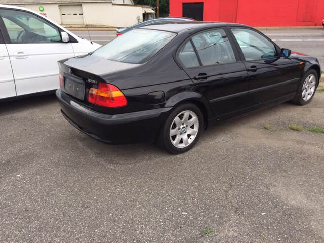 2002 BMW 3 Series 325i 4dr Sedan - Gastonia NC