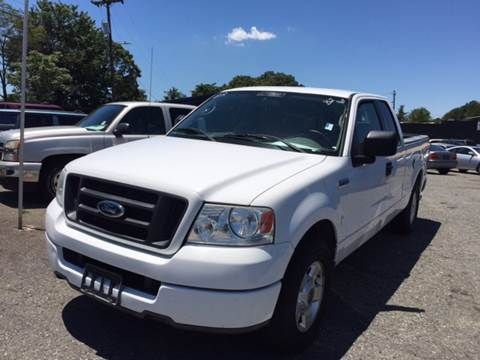 2004 Ford F-150 for sale in Gastonia, NC