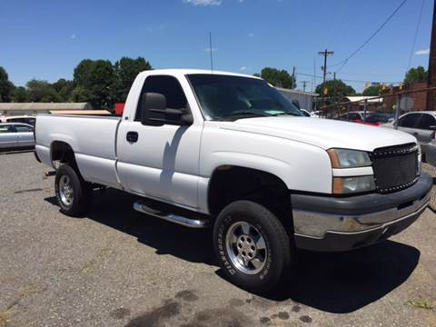 2003 Chevrolet Silverado 1500 for sale in Gastonia, NC