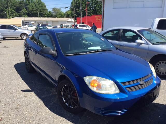 2006 Chevrolet Cobalt LS 2dr Coupe - Gastonia NC