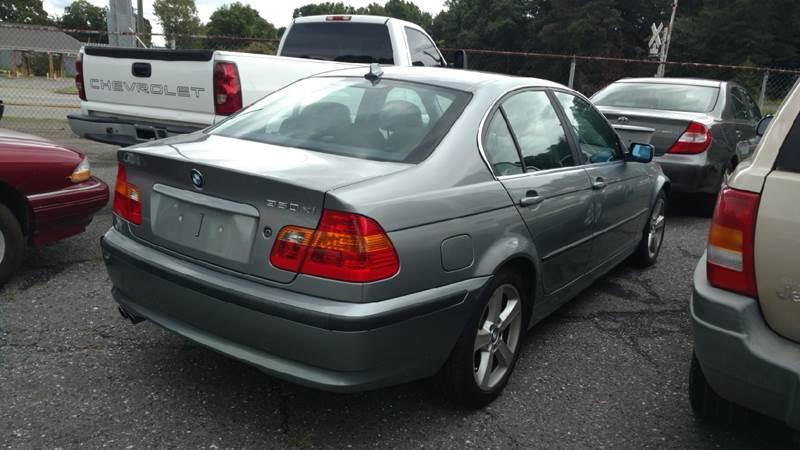 2004 BMW 3 Series AWD 330xi 4dr Sedan - Gastonia NC