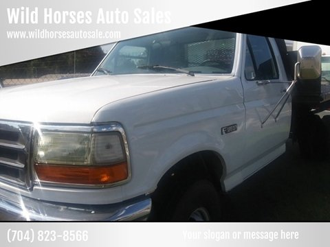 1992 Ford F-450 for sale in Gastonia, NC