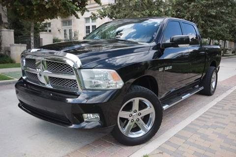 2010 Dodge Ram Pickup 1500 for sale in San Antonio, TX