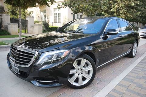 2014 Mercedes-Benz S-Class for sale in San Antonio, TX