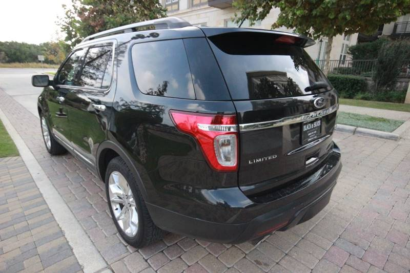 2014 ford explorer for sale at black and silver enterprises in san antonio tx