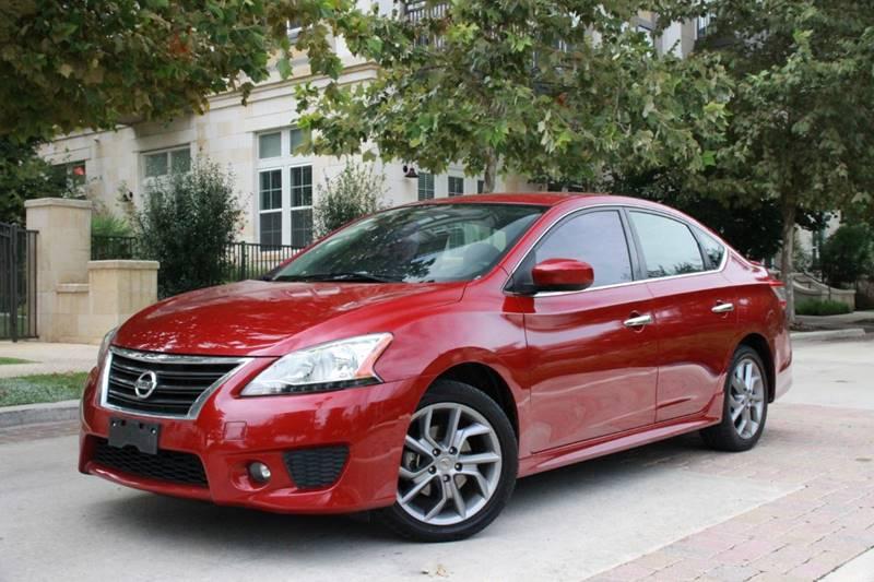 2013 Nissan Sentra For Sale At Black And Silver Enterprises In San Antonio  TX