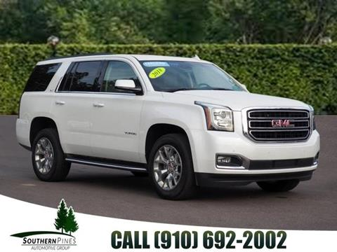 2018 GMC Yukon for sale in Southern Pines, NC