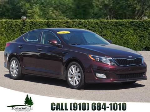 2015 Kia Optima for sale in Southern Pines, NC