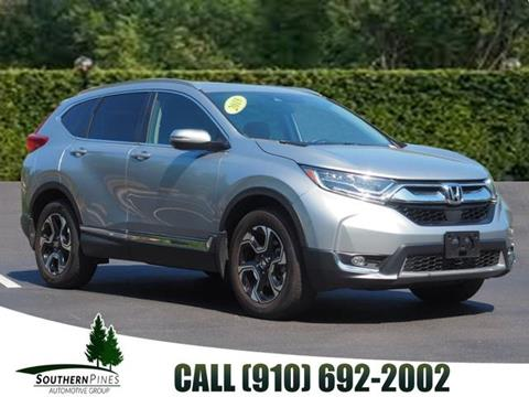 2018 Honda CR-V for sale in Southern Pines, NC