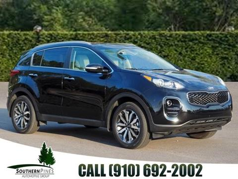 2017 Kia Sportage for sale in Southern Pines, NC
