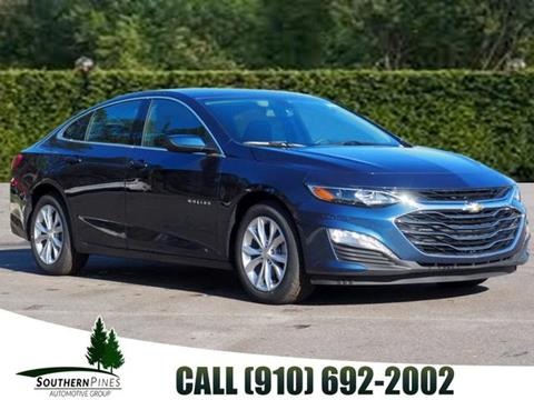 2019 Chevrolet Malibu for sale in Southern Pines, NC