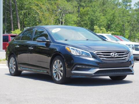 2017 Hyundai Sonata for sale at SOUTHERN PINES GM in Southern Pines NC