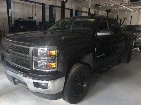 2015 Chevrolet Silverado 1500 LT for sale at SOUTHERN PINES GM in Southern Pines NC