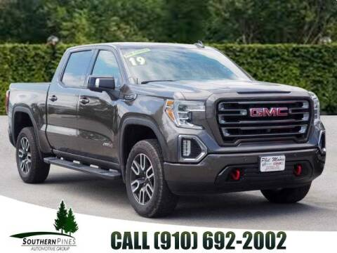 2019 GMC Sierra 1500 for sale at SOUTHERN PINES GM in Southern Pines NC
