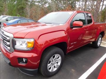 2016 GMC Canyon for sale in Southern Pines, NC