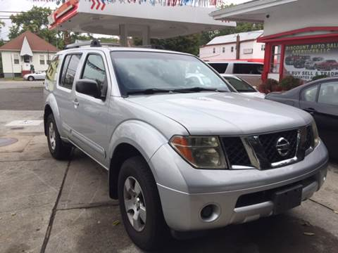 2007 Nissan Pathfinder for sale in Paterson, NJ