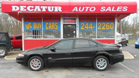 2002 Pontiac Bonneville for sale in Indianapolis, IN
