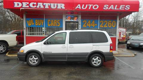 2004 Pontiac Montana for sale in Indianapolis, IN