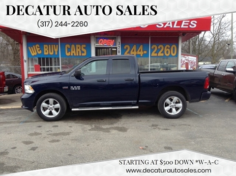 2014 RAM Ram Pickup 1500 for sale in Indianapolis, IN
