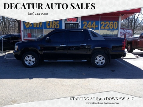 2007 Chevrolet Avalanche for sale in Indianapolis, IN