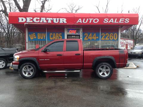 2006 Dodge Ram Pickup 1500 for sale in Indianapolis, IN