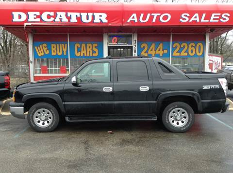 2004 Chevrolet Avalanche for sale in Indianapolis, IN