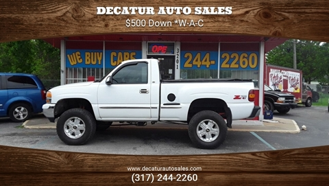 1999 GMC Sierra 1500 for sale in Indianapolis, IN