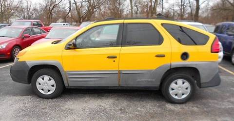 2001 Pontiac Aztek for sale in Indianapolis, IN