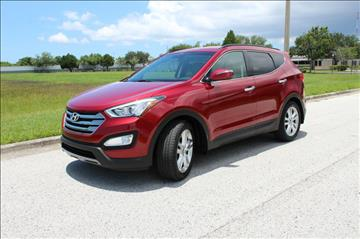 2013 Hyundai Santa Fe Sport for sale in Pinellas Park, FL