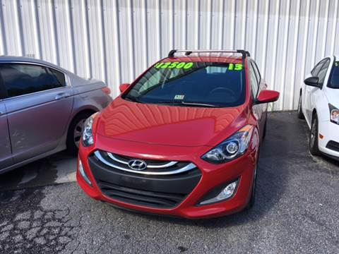 2013 Hyundai Elantra GT for sale in Virginia Beach, VA