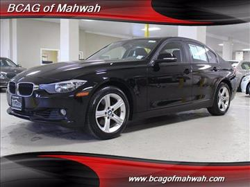 2014 BMW 3 Series for sale in Mahwah, NJ