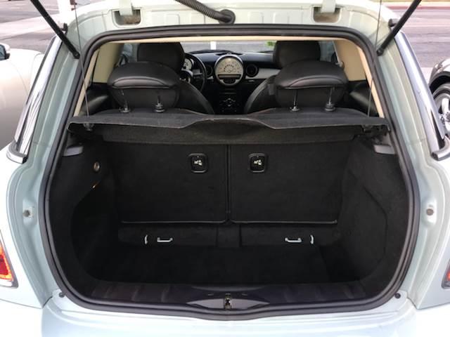 2012 Mini Cooper Hardtop 2dr Hatchback In Los Angeles Ca