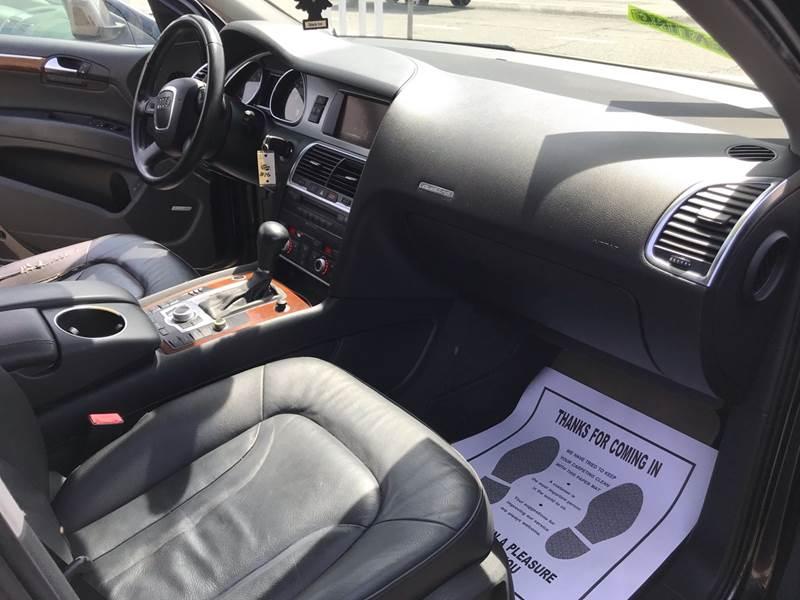 2008 Audi Q7 3.6 Premium quattro AWD