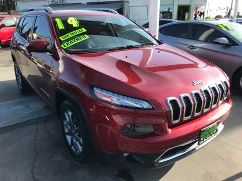 2014 Jeep Cherokee for sale in Los Angeles, CA