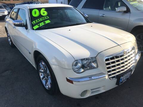 2006 Chrysler 300 for sale at CAR GENERATION CENTER, INC. in Los Angeles CA